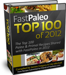 Paleo muffin cookbook